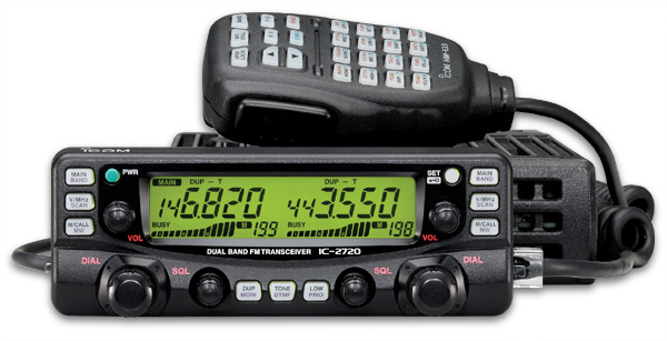 Review of Icom 2720H