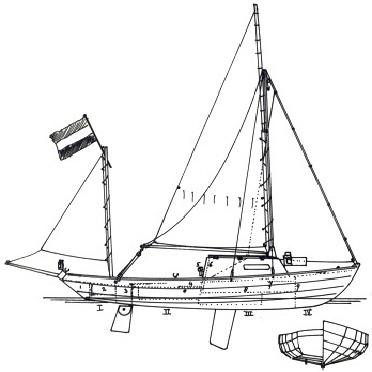 """Результат пошуку зображень за запитом """"Drascomb Longboat"""""""