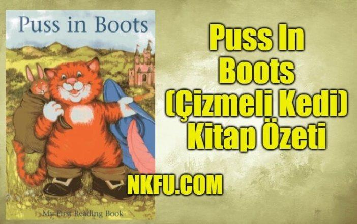 Puss In Boots İngilizce Özeti