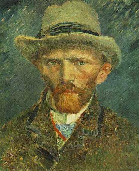 Vincent-van-Gogh-otoportre