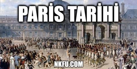 Paris Tarihi