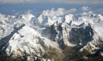 Tanrı Dağları