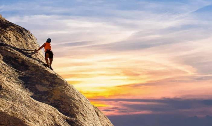 dağa tırmanmak