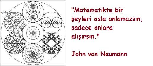 Geometri İle İlgili Sözler