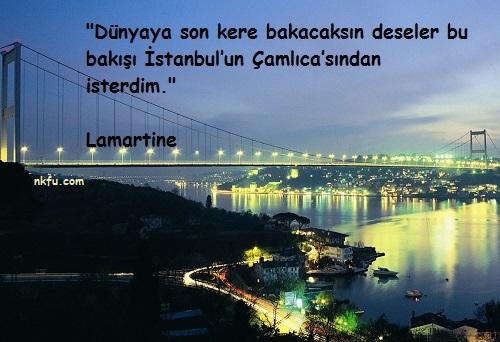 Istanbul Ile Ilgili Resimli Sözler