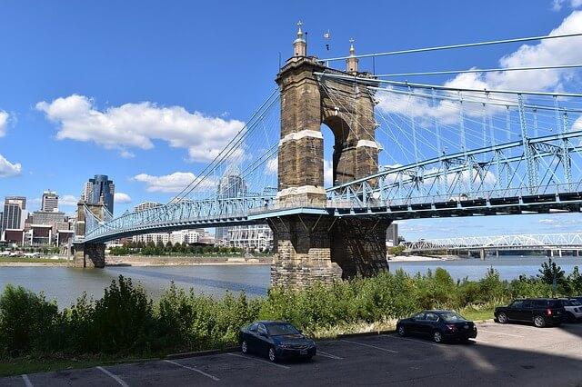 Roebling Köprüsü - Kentucky