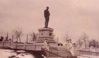 İlk Atatürk Heykeli - Sarayburnu
