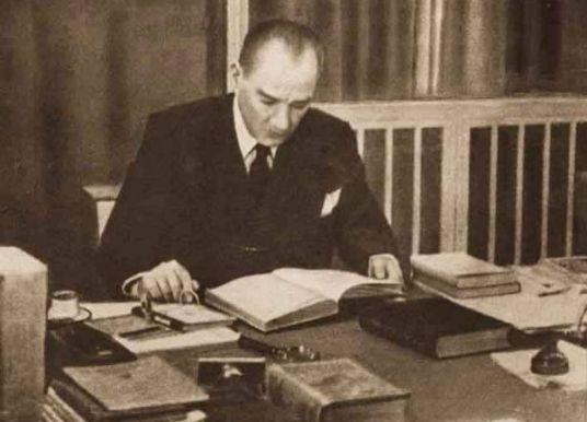Atatürk'ün Akılcılık ve Bilime Verdiği Önem – Akılcılık Bilim İçin Çalışmaları