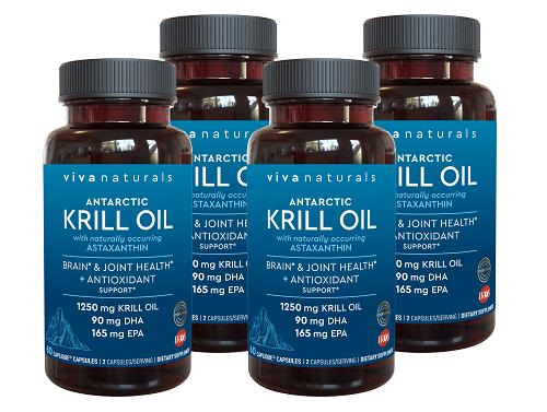 Krill Yağı (Krill Oil) Nedir? Krill Yağının Faydaları Nelerdir? Nasıl Kullanılır?