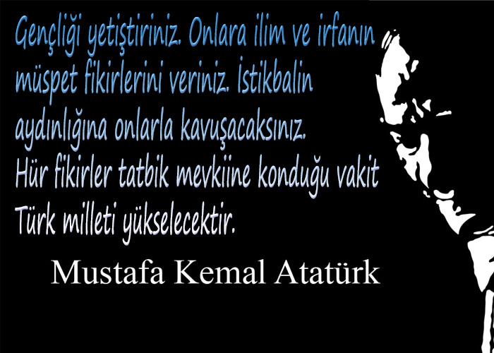 19 Mayıs İle İlgili Atatürk Sözleri