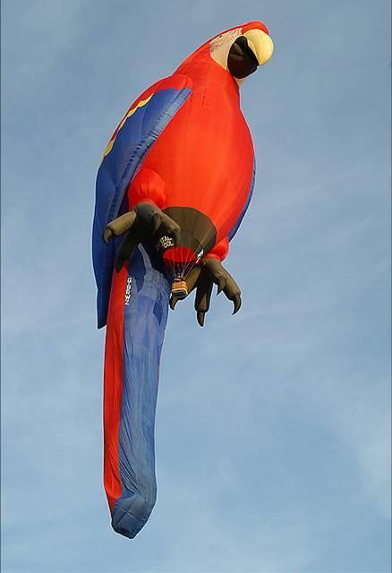 İlginç Hava Balonları