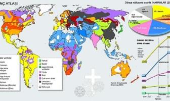 Dünya Dinler Haritası