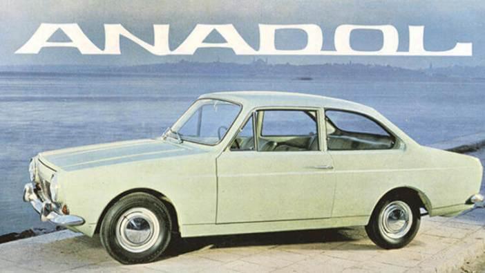 1966 yılında ilk yerli otomobil olan Anadol'un seri üretimine başlandı.