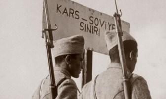 Kars - Sovyet Sınırı