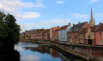 Norwich İngiltere