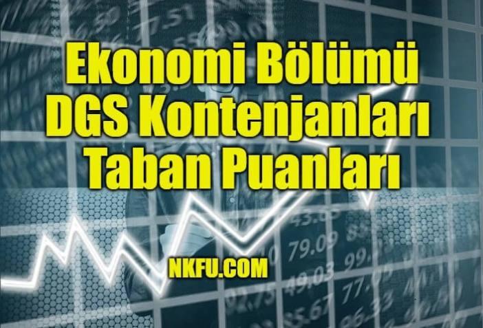 Ekonomi dgs