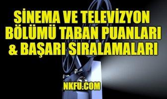 Sinema ve Televizyon
