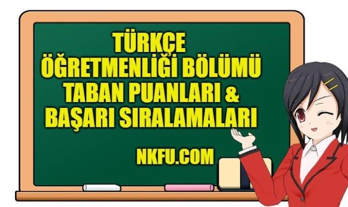 Türkçe Öğretmenliği