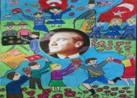 29 Ekim Cumhuriyet Bayramı Resimleri 29 Ekim Resmi Nasıl Çizilir?