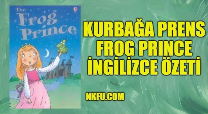kurbağa prens ingilizce özet