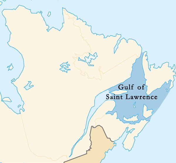 St. Lawrence Körfezi