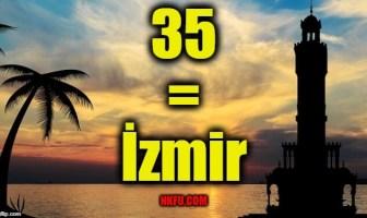 35 Plaka İzmir