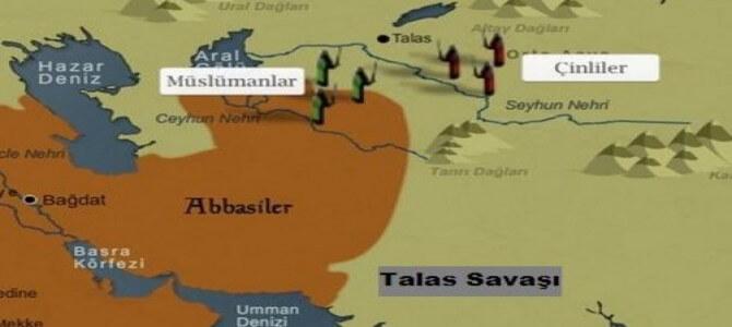 Talas savaşı
