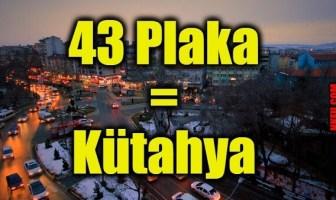 43 Plaka Kütahya