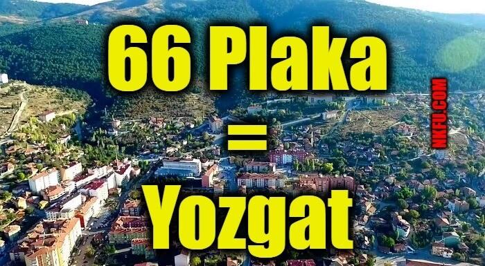 66 Plaka Yozgat