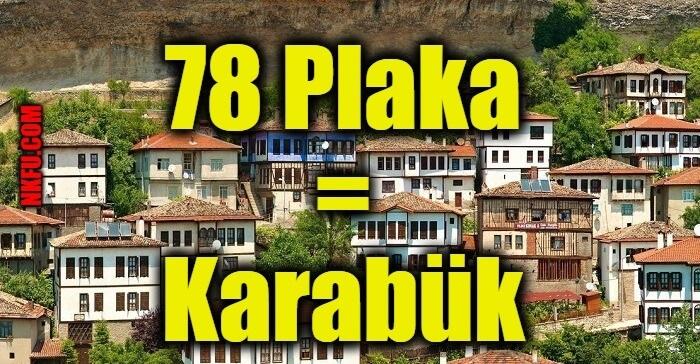 78 Plaka Karabük
