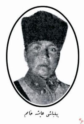 Binbaşı Ayşe