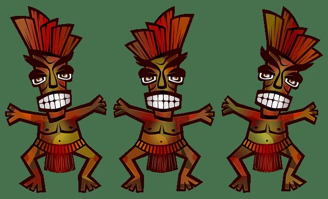 Polinezya Dansları