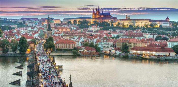 Prag - Çek Cumhuriyeti