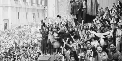 VE Day (Avrupa Zafer Günü) Nedir? Ne Zaman ve Neden Kutlanır? Tarihçesi