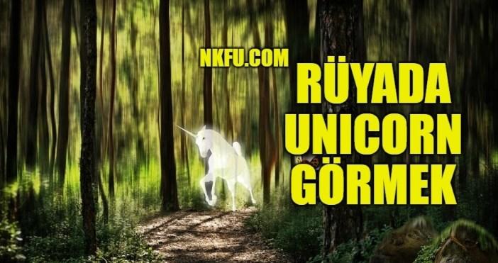 Rüyada Unicorn (Tek Boynuzlu At) Görmek