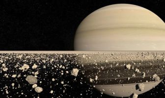 Satürn'ün Halkası