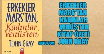 Erkekler Mars'tan, Kadınlar Venüs'ten Kitap Özeti Konusu – John Gray