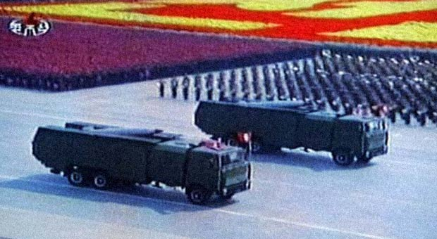 BREAKING: North Korea Launches Short-Range Missiles on East Coast