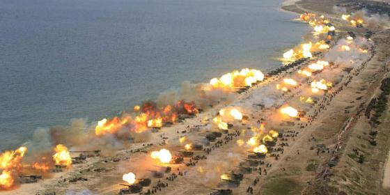 Image result for North Korea conducts mass-evacuation drills