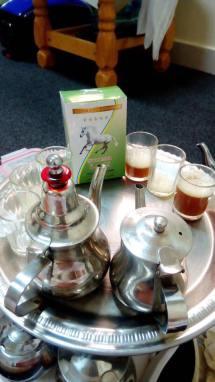 """شاي""""انكوسة""""في موريتانيا"""