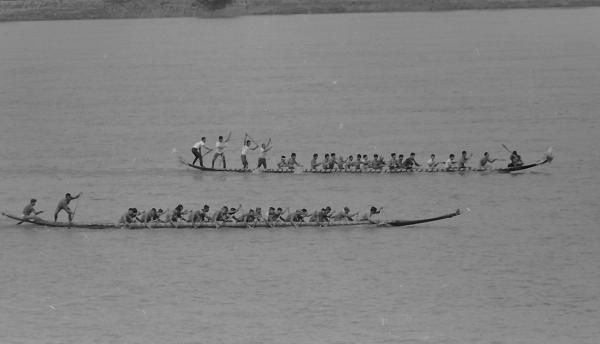 แข่งเรือยาว นครพนม