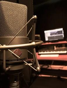 neumann microfono nk studio