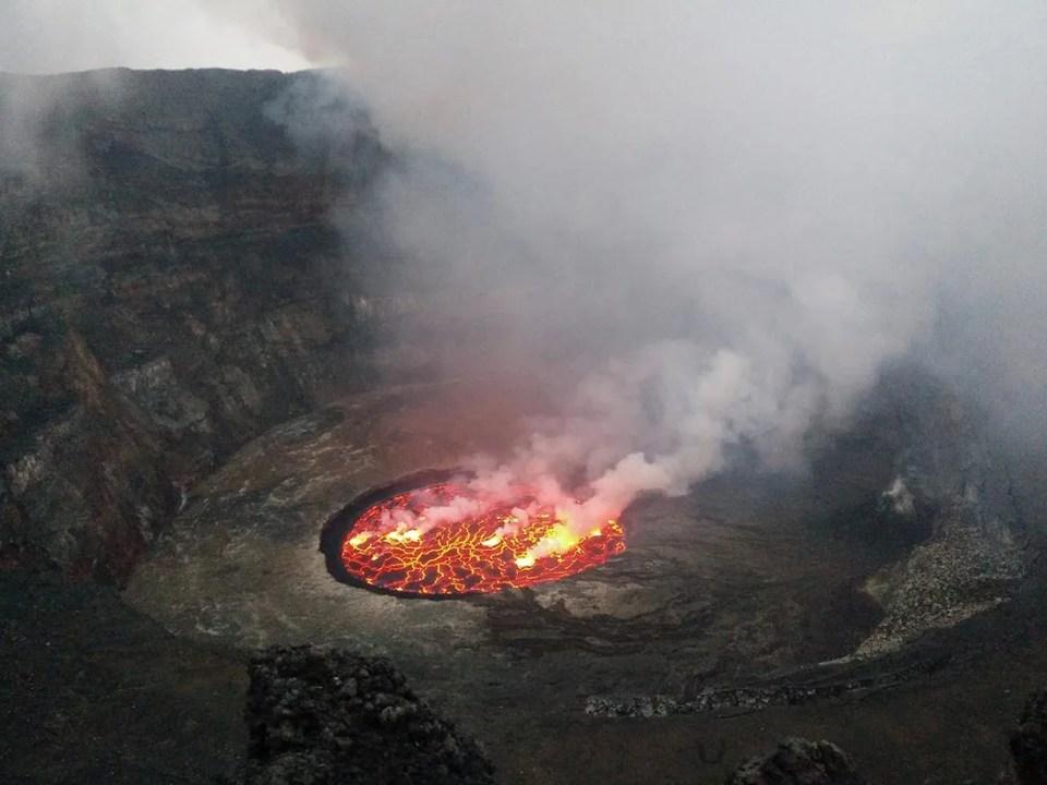 Nyiragongo Volcano Trekking