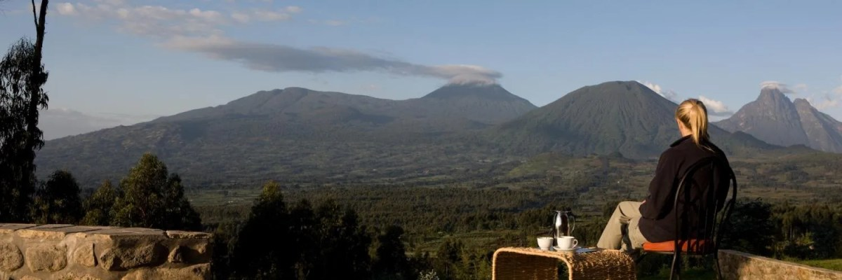 Honeymoon Safari in Uganda, The Virunga Mountain