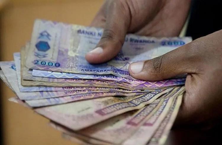 Rwanda Francs