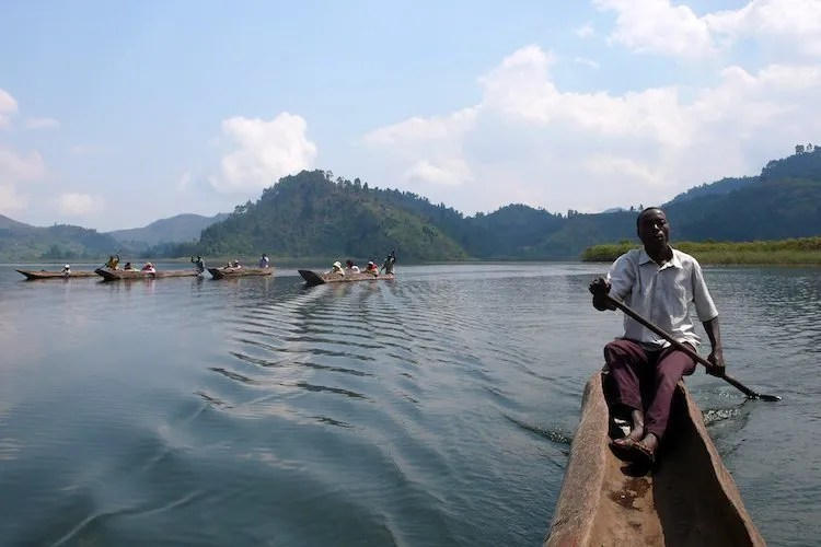 Uganda Lake
