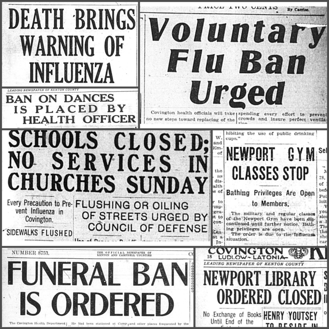 Our Rich History Spanish Flu Pandemic Of 19