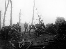 Unknown British army photographer, 1914-1918, Western front WW1.