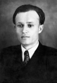 Anonymous photographer. Passport photo of unknown man.Soviet Union 1930s.