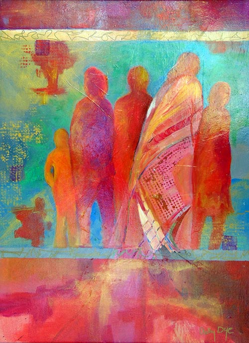 Group Therapy by Autry Dye